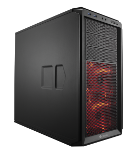 Corsair Graphite Series 230T Compact Mid-Tower Case (CC-9011036-WW)