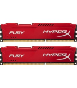Kingston HyperX FURY Red Series 8GB (2x 4GB) DDR3 1600MHz (HX316C10FRK2/8)