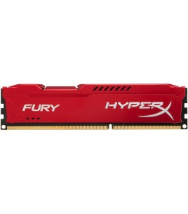 Kingston HyperX FURY Red Series 8GB 1600MHz DDR3 (HX316C10FR/8)