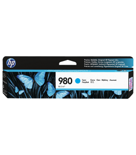 Cartridge HP Inkjet No 980 Cyan (6.6k) (D8J07Α)