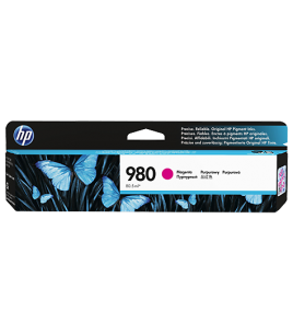 Cartridge HP Inkjet No 980 Magenta (6.6k) (D8J08A)