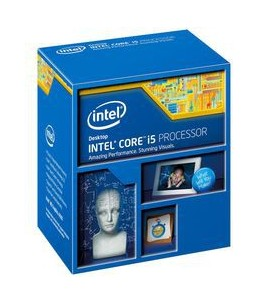 Intel Core i5-4460, 3.20GHz, 6MB Cache, Socket 1150, Intel HD 4600 Graphics, Box (BX80646I54460)