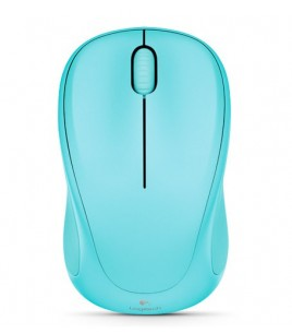 Logitech Wireless mouse M317 Merry Mint (910-004184)
