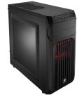 Corsair  Carbide Series SPEC-01 Red LED Mid-Tower Gaming Case (C-9011050-WW)