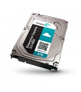 Seagate Enterprise Capacity 6TB 3.5inch 7200rpm SAS (ST6000NM0024)