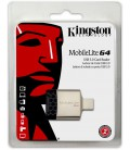 Kingston MobileLite G4 USB 3.0 SD Card Reader (FCR-MLG4)