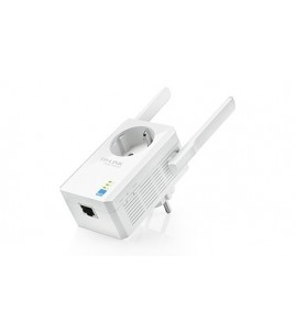 TP-Link TL-WA860RE WiFi Range Extender 300Mbps with AC Passthrough