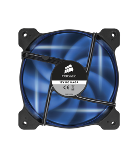 Corsair Air Series AF120 LED Blue Quiet Edition High Airflow 120mm Fan (CO-9050015-BLED)