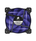 Corsair Air Series AF120 LED Purple Quiet Edition High Airflow 120mm Fan (CO-9050015-PLED)
