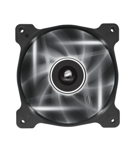 Corsair Air Series AF120 LED White Quiet Edition High Airflow 120mm Fan (CO-9050015-WLED)