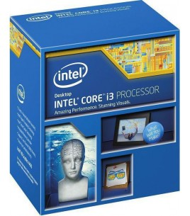 Intel Core i3-4160, s1150, 3.6 GHz, 3MB Cache, Intel HD 4400, Box (BX80646I34160)