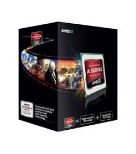 AMD A6 7400K Black Edition FM2+, 3.5GHz, Dual Core, Radeon R5 (AD740KYBJABOX)